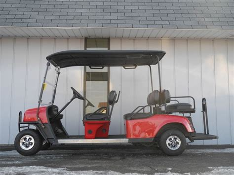 vehicles that seat 6 or more 1000 ideas about used golf carts on golf cart