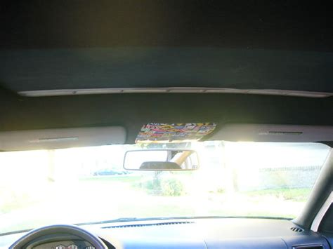 How To Fix Car Ceiling Liner by Recovering You Car S Headliner And Pillars