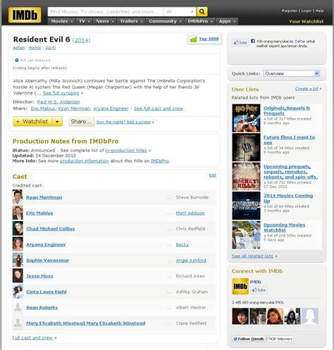 cinta laura bermain di film resident evil 6 cinta laura main film resident evil 6 avlenrein