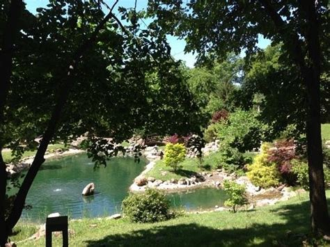 Dubuque Botanical Gardens View Of Japanese Garden Picture Of Dubuque Arboretum And Botanical Gardens Dubuque Tripadvisor