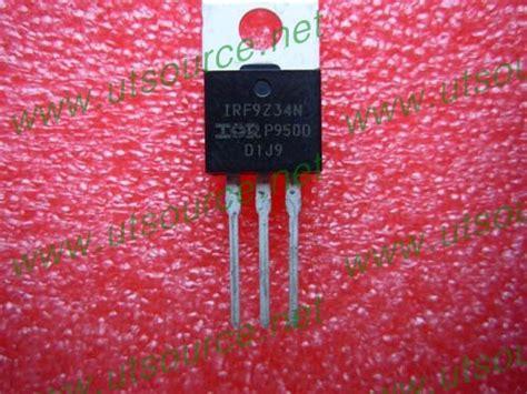 Irf9z34n Irf9z34npbf 1 irf9z34npbf international rectifier datasheet