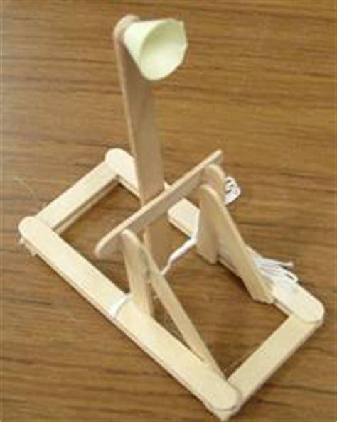 Tiny House On Wheels Plans Free by How To Make The Teeny Tiny Catapult