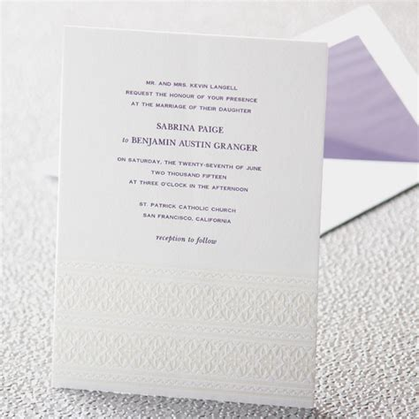 catholic wedding invitations plumegiant