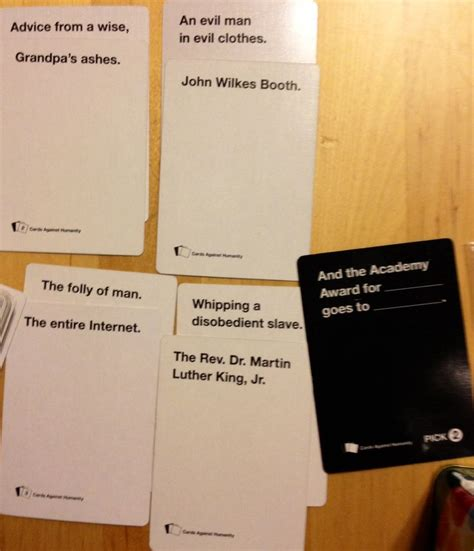 Cards Against Humanity Birthday 17 Best Images About Cards Against Humanity On Pinterest