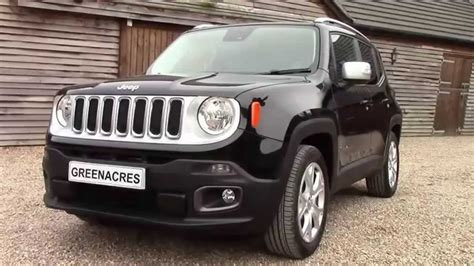 Used Jeep Renegade For Sale Used 2015 2015 Jeep Renegade 1 6 M Jet Diesel 120 Limited