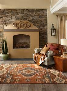 Area Rugs Rustic Living Room Denver By Go Green