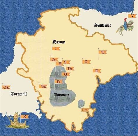 Crediton Killings in the fourteenth century