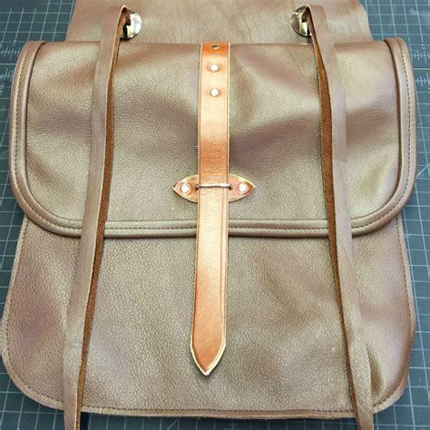 Handmade Leather Saddlebags - custom leather western saddlebags