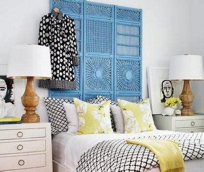 folding screen headboard creative headboards bfarhardesign