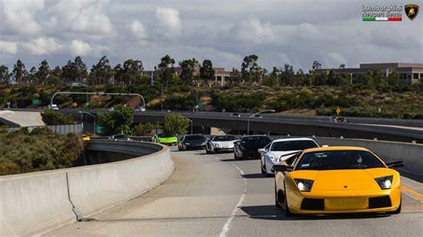 Oc Lamborghini Lamborghini Newport Quot Bull Charge Quot Takes Orange