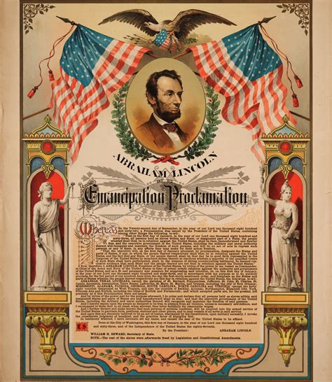 lincoln issues the emancipation proclamation civil war