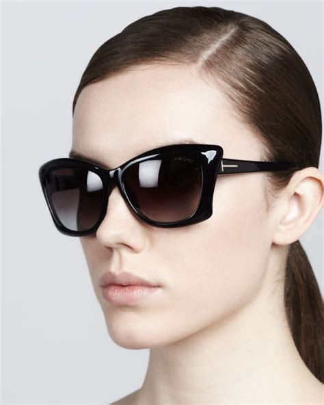 Tom Ford Aims To Create A New Version Of Luxury For by Tom Ford Sunglasses Ft0280 01b