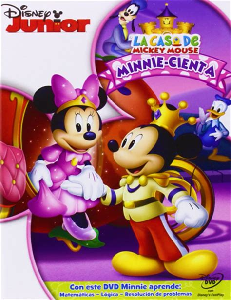 la casa de minnie en espa ol la casa de mickey mouse minnie cienta online 2014