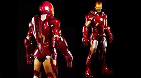 buy iron man statue wear