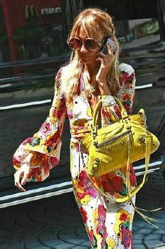 Richie Finally Ditches The Balenciaga by Balenciaga Designer Handbag Bible Part 2