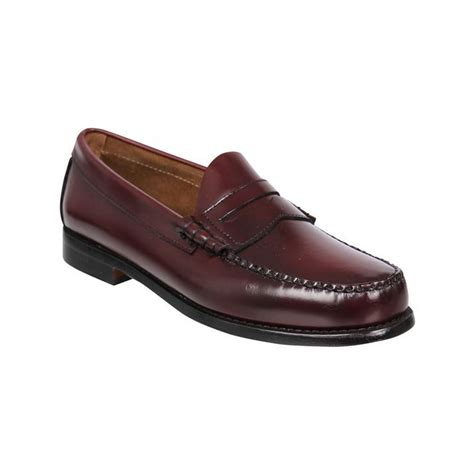 mens bass weejuns loafers bass weejuns mens gents larson loafers smart casual