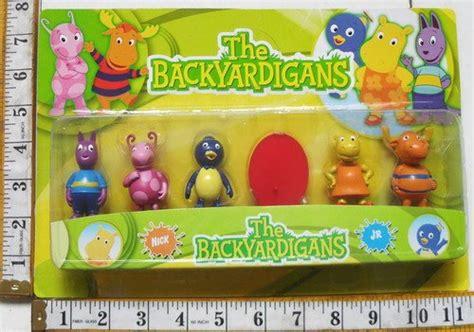sell plastic backyardigans toys china mainland
