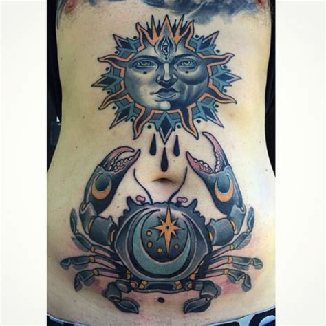 tattoo care no sun 25 melhores ideias sobre tatuagem de caranguejo no
