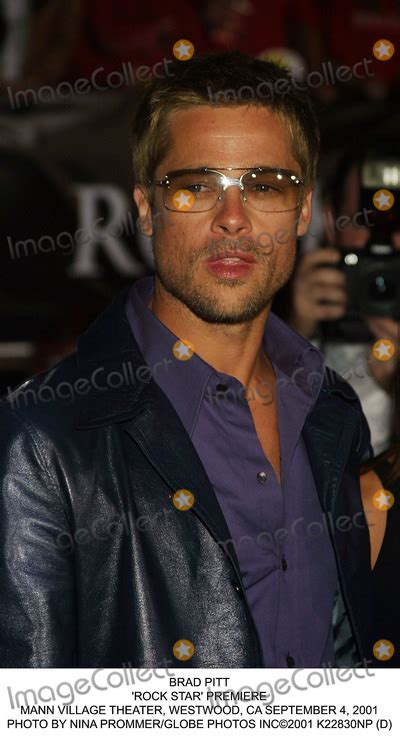 Brads Western To Hit Theaters In September by Photos And Pictures Brad Pitt Rock Premiere Mann