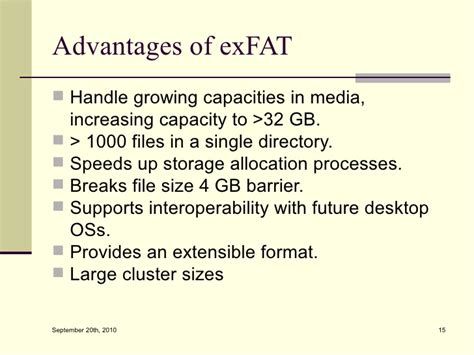 format exfat file allocation size demystifying the microsoft extended fat file system exfat
