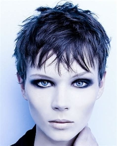 short trendy hairstyles the haircut web the best short pixie haircuts and hairstyle images for