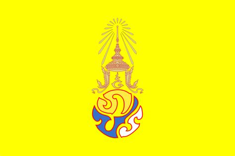 List Of Colours And Their Meanings by File Royal Flag Of King Rama Ix Svg Wikimedia Commons