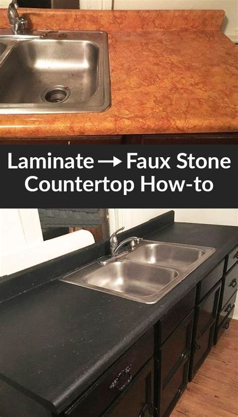 How To Transform Laminate Countertops by When You Re So Your Laminate Kitchen Countertops This