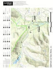 louisiana cgrounds map salmon la sac cground cing in washington