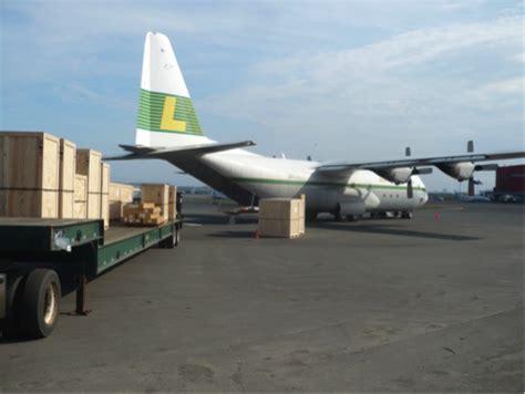lynden international completes charter move   coast