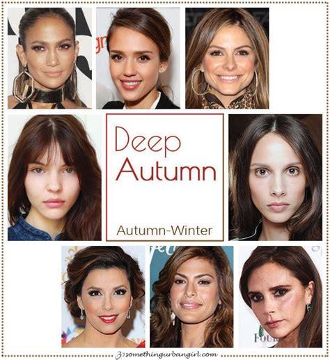 best hair color for deep winters 25 best ideas about deep autumn makeup on pinterest