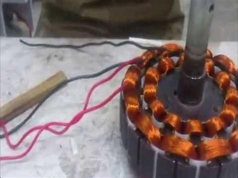 How To Test Ceiling Fan Motor by Ceiling Fan Coil Winding
