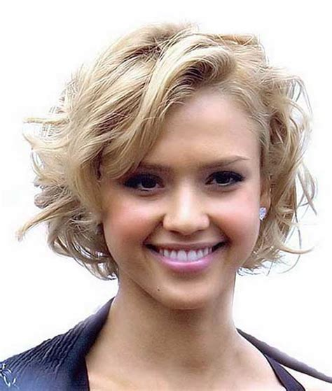round face curly bob 10 short curly haircuts for round faces short hairstyles