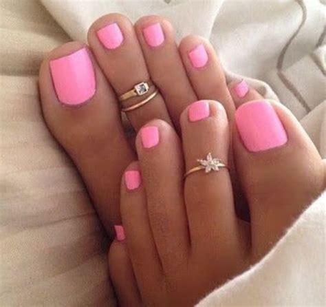 imagenes de uñas pintadas pies y manos ideas para decorar las u 241 as de rosa mis u 241 as decoradas
