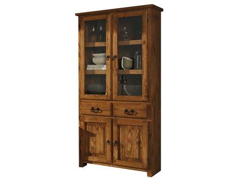 muebles rusticos mexicanos muebles r 250 sticos vitrina r 250 stica mexicana muebles