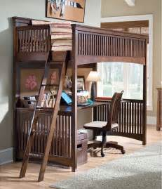 Bunk Bed With Desk Lea Furniture Elite Crossover Loft Bed