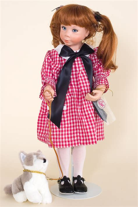 doll classes obedience class vinyl collectible doll