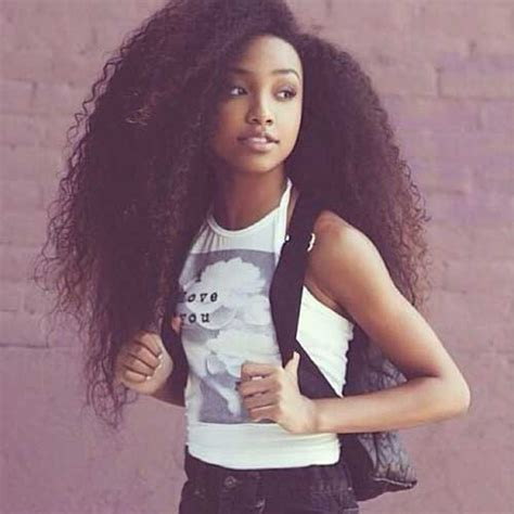 Pretty Hairstyles For Black Hair by 20 Pretty Black With Hair Hairstyles