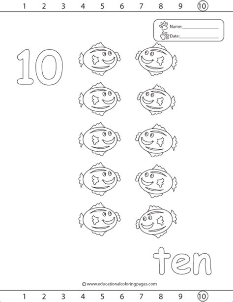 Free Coloring Pages Of Number Thirteen Number 13 Coloring Page
