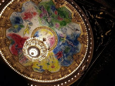 plafond de l opera garnier peint par chagal photo de cultival tripadvisor