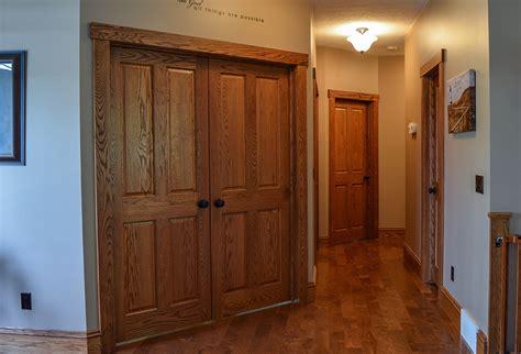 oak interior door oak interior doors corbel renovation