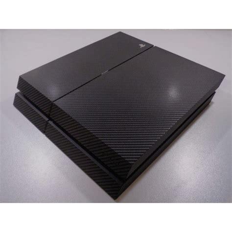 Ps4 Skin Carbon ps4 skin 4d carbon fiber black playstation customs