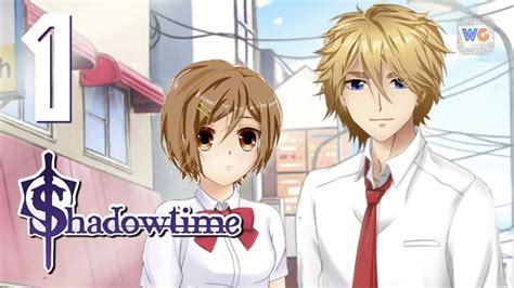 anime game love shadowtime anime love story the beginning or the end