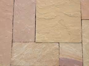 Decorative Garden Edging Lalitpur Yellow Indian Stone Slabs Patio Pack Calibrated