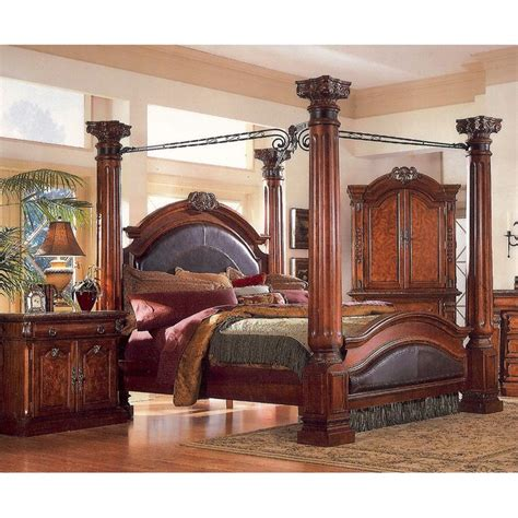 poster beds with canopy kinf canopy bed google search master suite pinterest