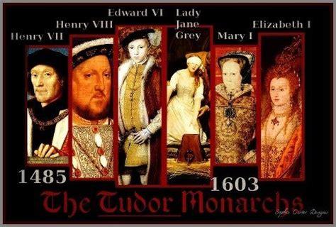 british monarchy the tudors 1485 1603 discover britain the tudor monarchs the tudors pinterest