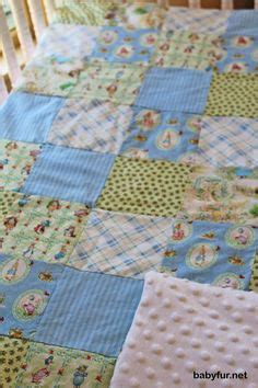 rabbit quilt baby things quilt