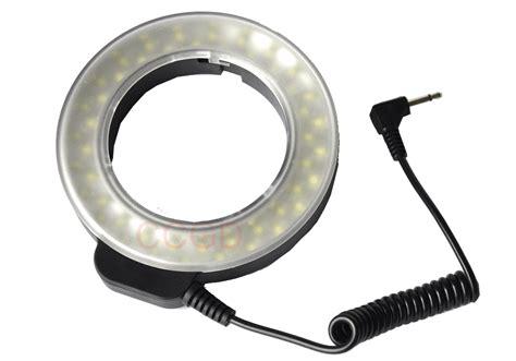 macro lens ring light w48 led macro ring l light 6 lens l for nikon canon