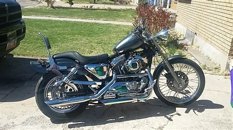 Harley Davidson In Utah by Harley Sportster 1200 Motorcycles For Sale In Utah