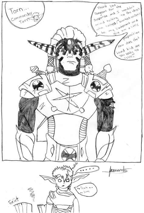 jak and daxter the fall of lake village pg 11 by