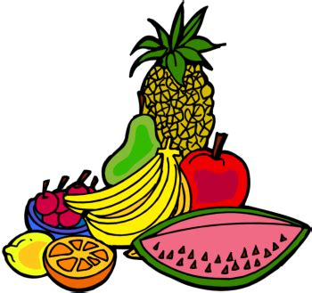 cartoon film about veg fruit salad clipart clipart panda free clipart images